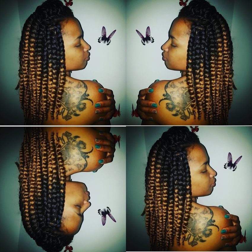 sylvanie ma coiffeuse afro r servez une coiffeuse 7j 7. Black Bedroom Furniture Sets. Home Design Ideas