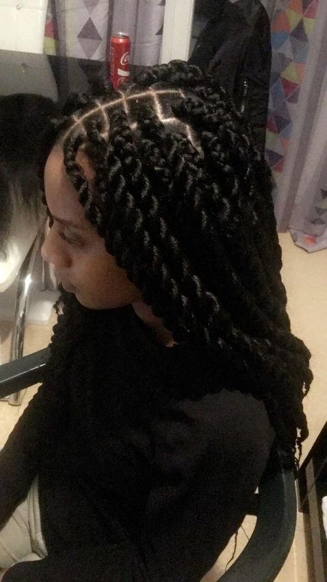 salon de coiffure afro tresse tresses box braids crochet braids vanilles tissages paris 75 77 78 91 92 93 94 95 LVVXYOYS
