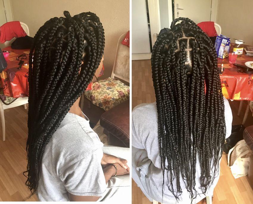 salon de coiffure afro tresse tresses box braids crochet braids vanilles tissages paris 75 77 78 91 92 93 94 95 XYZEUSOF