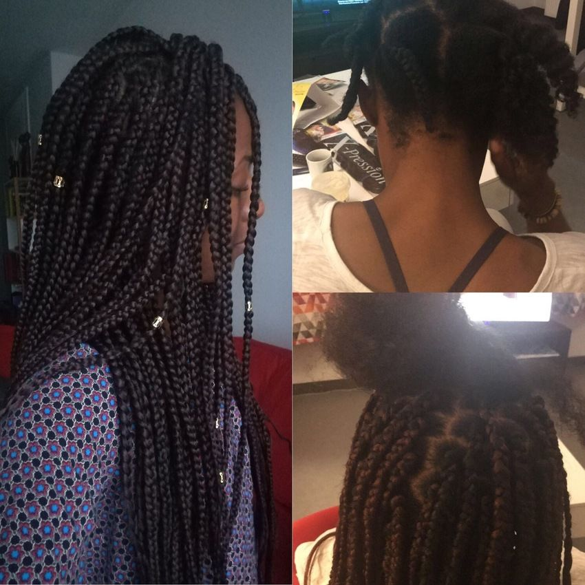 salon de coiffure afro tresse tresses box braids crochet braids vanilles tissages paris 75 77 78 91 92 93 94 95 KRHLTZIW