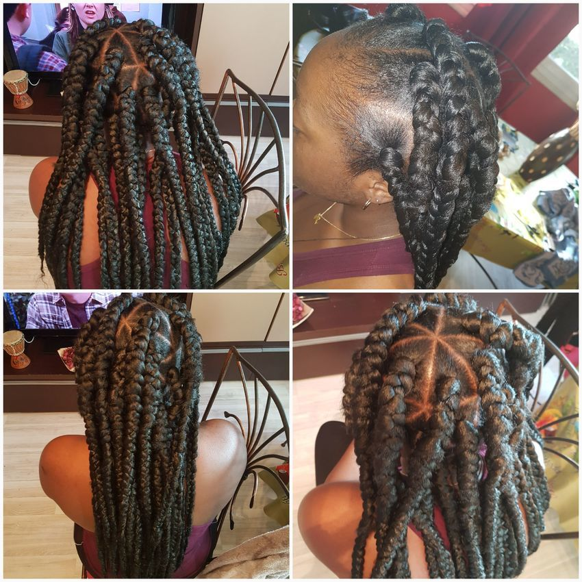 salon de coiffure afro tresse tresses box braids crochet braids vanilles tissages paris 75 77 78 91 92 93 94 95 TSOZJKMX