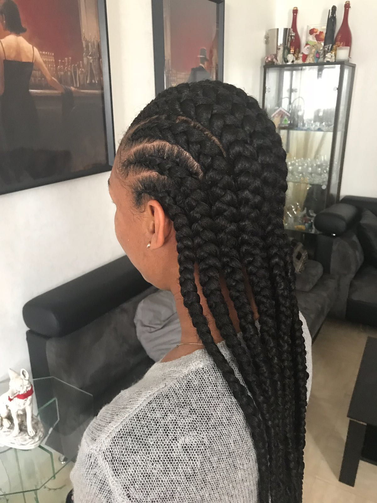 salon de coiffure afro tresse tresses box braids crochet braids vanilles tissages paris 75 77 78 91 92 93 94 95 ZSIKIRNO