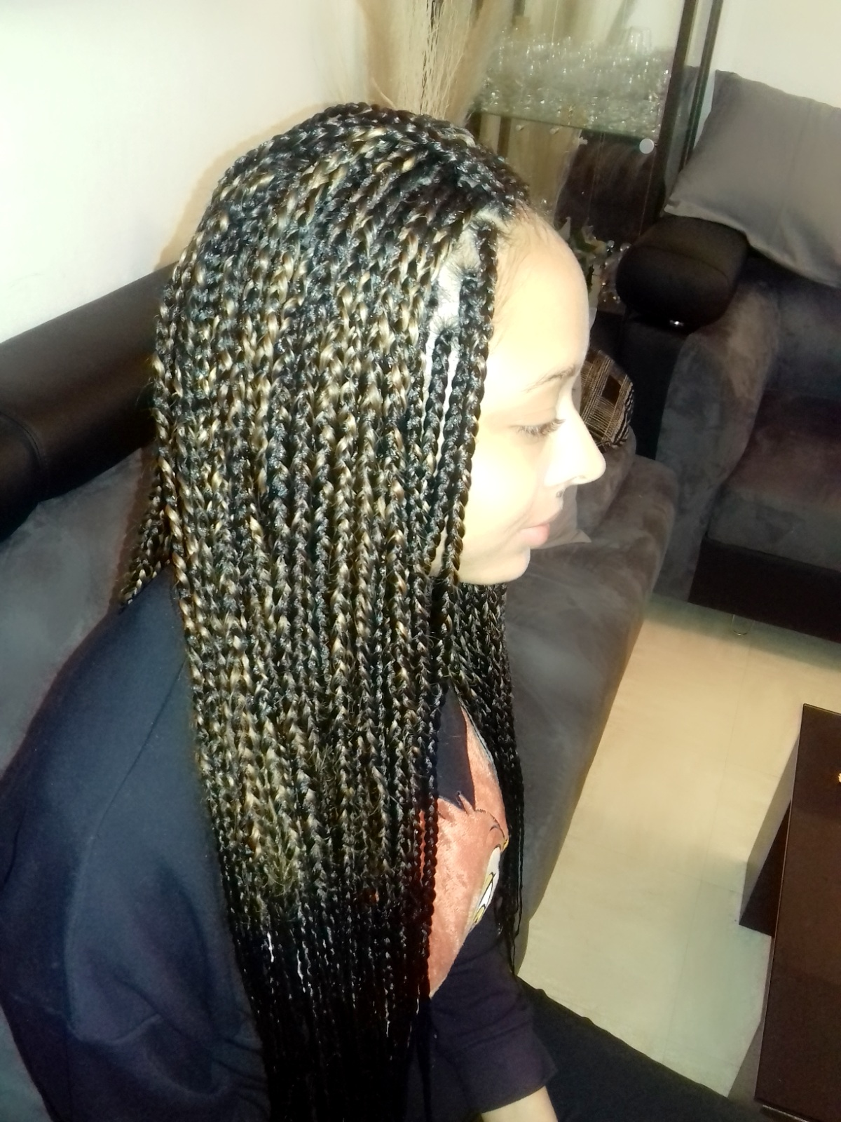 salon de coiffure afro tresse tresses box braids crochet braids vanilles tissages paris 75 77 78 91 92 93 94 95 KAWBBIOM