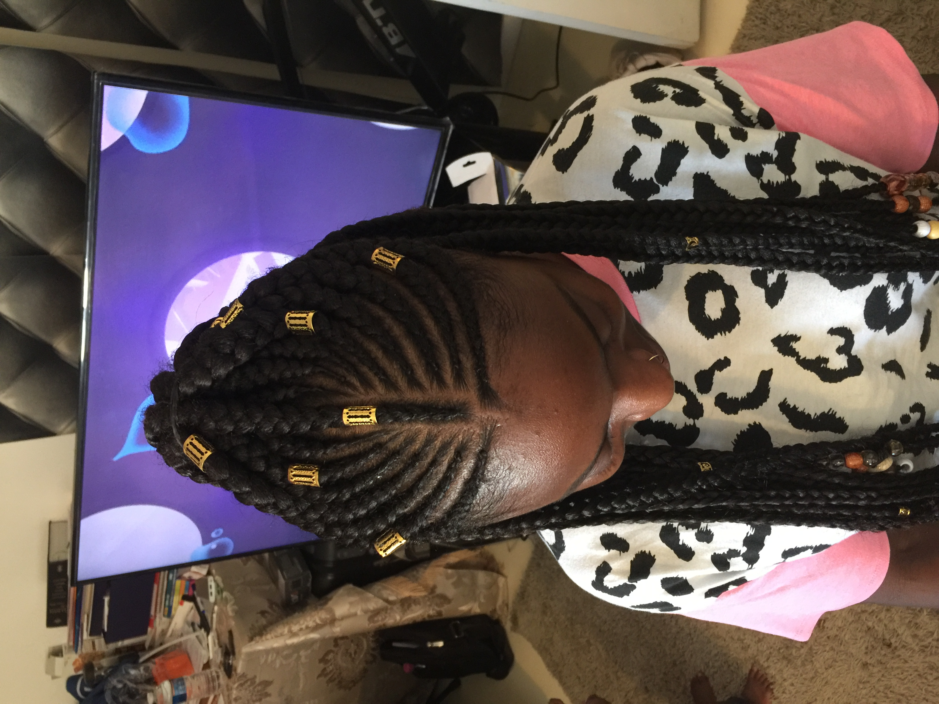 salon de coiffure afro tresse tresses box braids crochet braids vanilles tissages paris 75 77 78 91 92 93 94 95 SCAZXGPT
