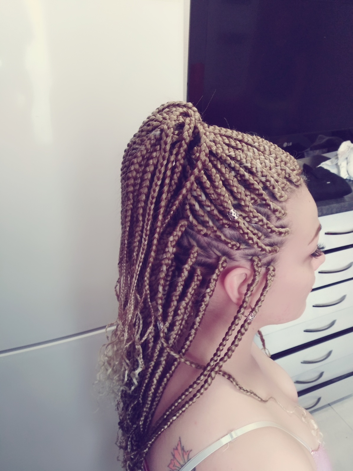 salon de coiffure afro tresse tresses box braids crochet braids vanilles tissages paris 75 77 78 91 92 93 94 95 FGEKGZRO