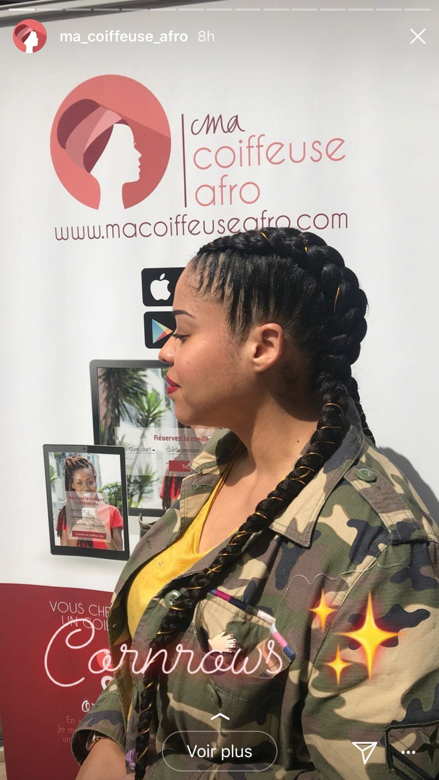 salon de coiffure afro tresse tresses box braids crochet braids vanilles tissages paris 75 77 78 91 92 93 94 95 ZUVCFSOR