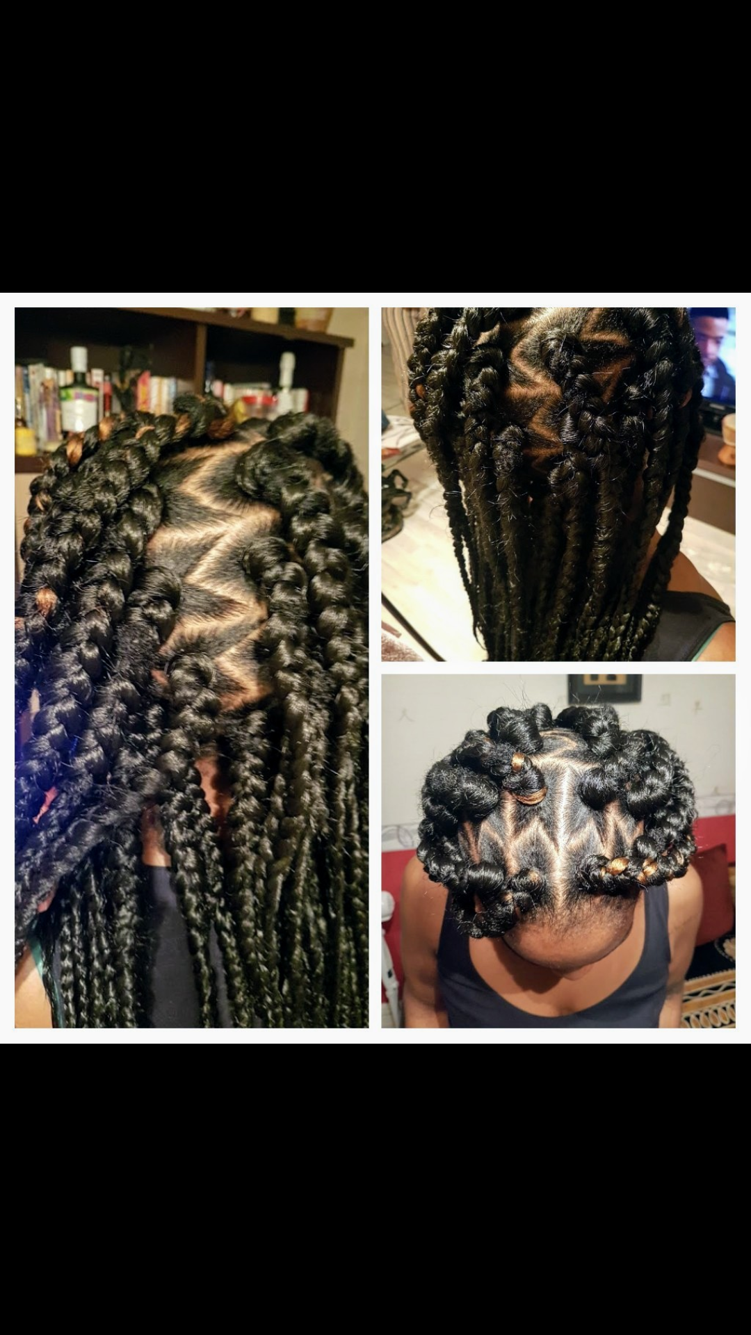 salon de coiffure afro tresse tresses box braids crochet braids vanilles tissages paris 75 77 78 91 92 93 94 95 IPRDFUNZ
