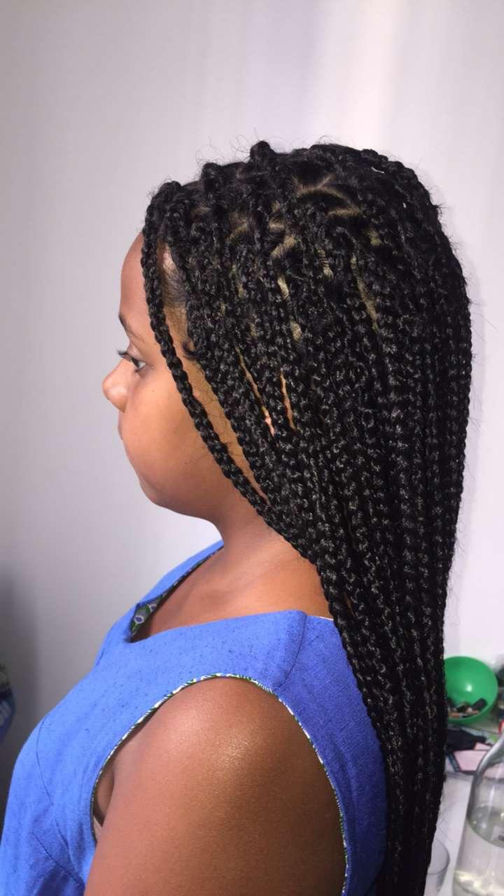 salon de coiffure afro tresse tresses box braids crochet braids vanilles tissages paris 75 77 78 91 92 93 94 95 GINGUOBY