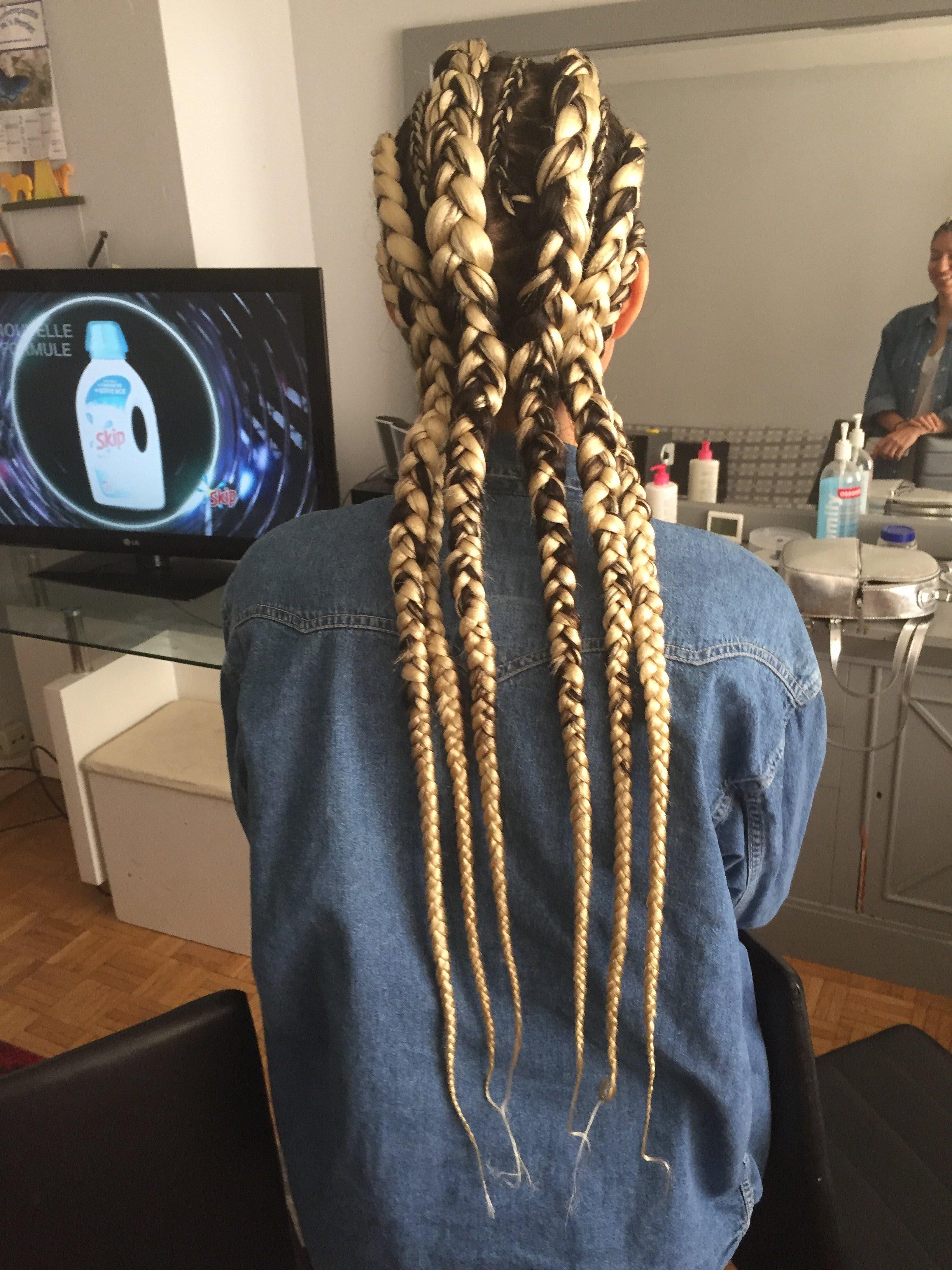 salon de coiffure afro tresse tresses box braids crochet braids vanilles tissages paris 75 77 78 91 92 93 94 95 KTEKIUCA