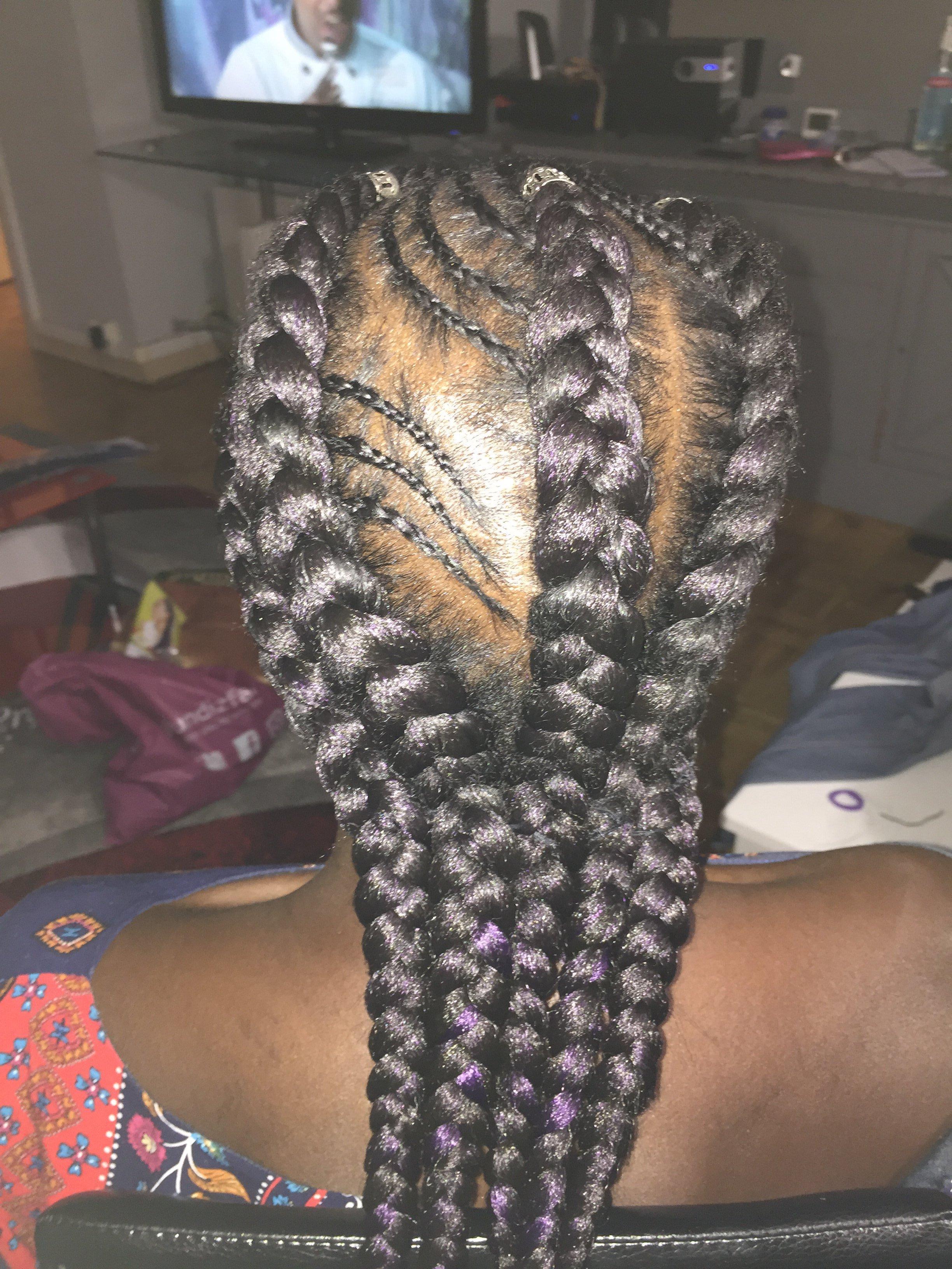 salon de coiffure afro tresse tresses box braids crochet braids vanilles tissages paris 75 77 78 91 92 93 94 95 UBXAGFAF