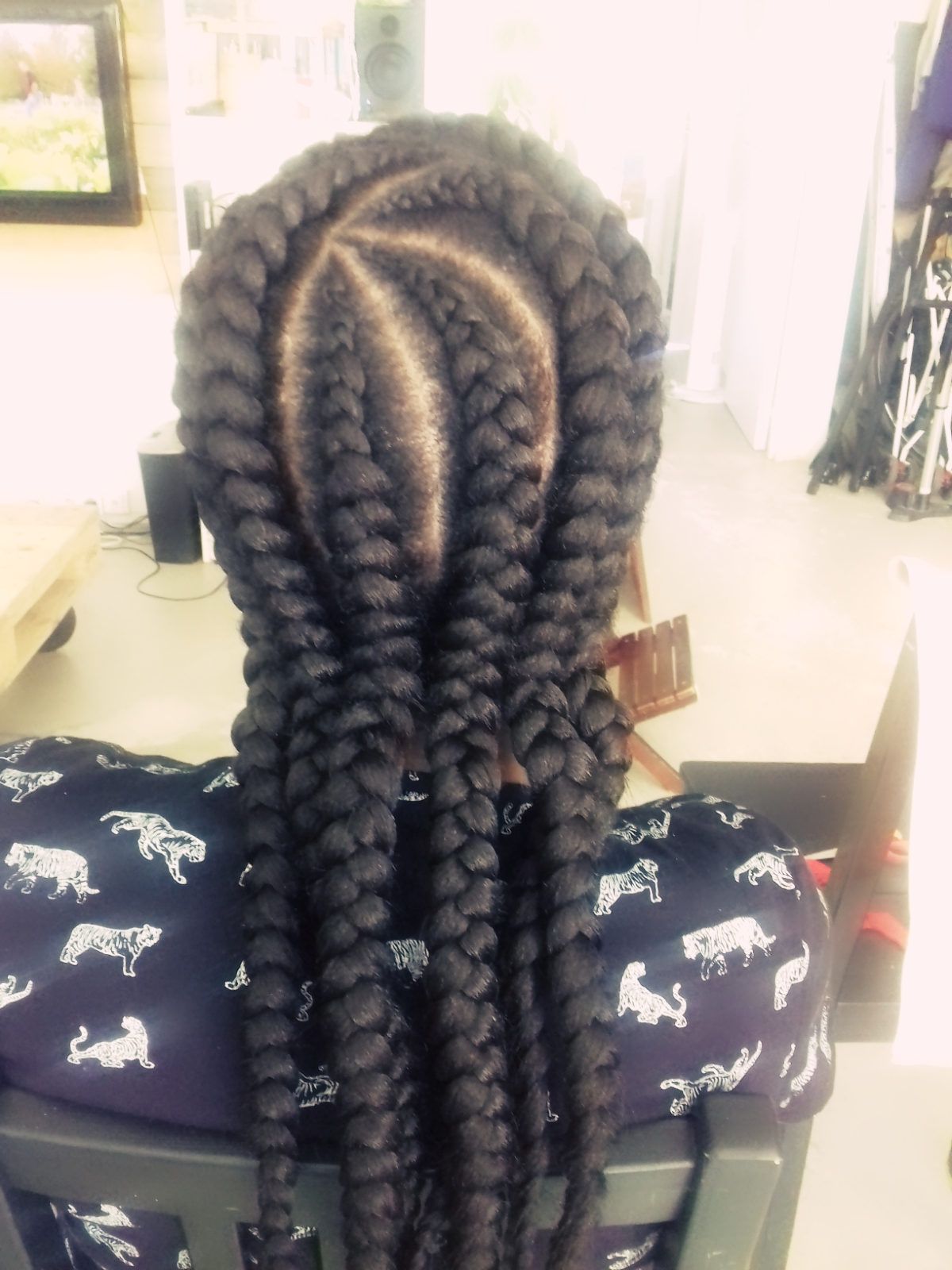 salon de coiffure afro tresse tresses box braids crochet braids vanilles tissages paris 75 77 78 91 92 93 94 95 PBUYHTJF