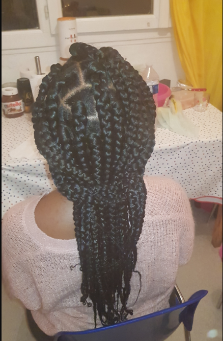 salon de coiffure afro tresse tresses box braids crochet braids vanilles tissages paris 75 77 78 91 92 93 94 95 RXFBXLJV