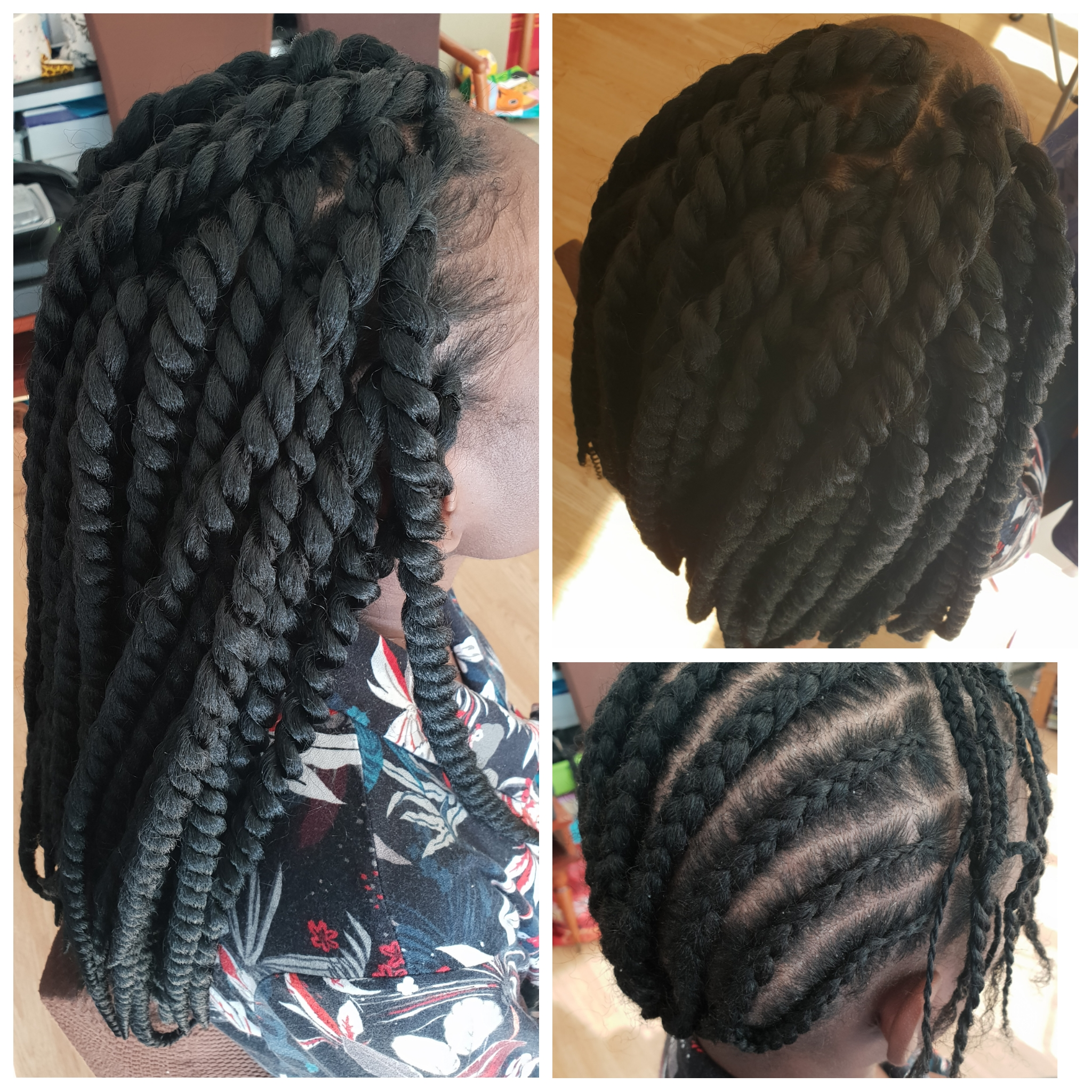 salon de coiffure afro tresse tresses box braids crochet braids vanilles tissages paris 75 77 78 91 92 93 94 95 COYQDAXE