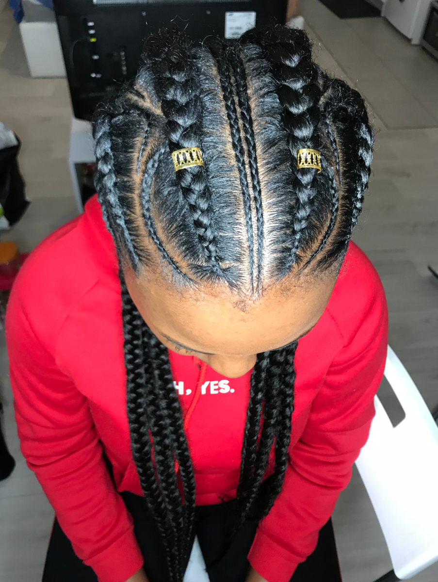 salon de coiffure afro tresse tresses box braids crochet braids vanilles tissages paris 75 77 78 91 92 93 94 95 LROSUSLA