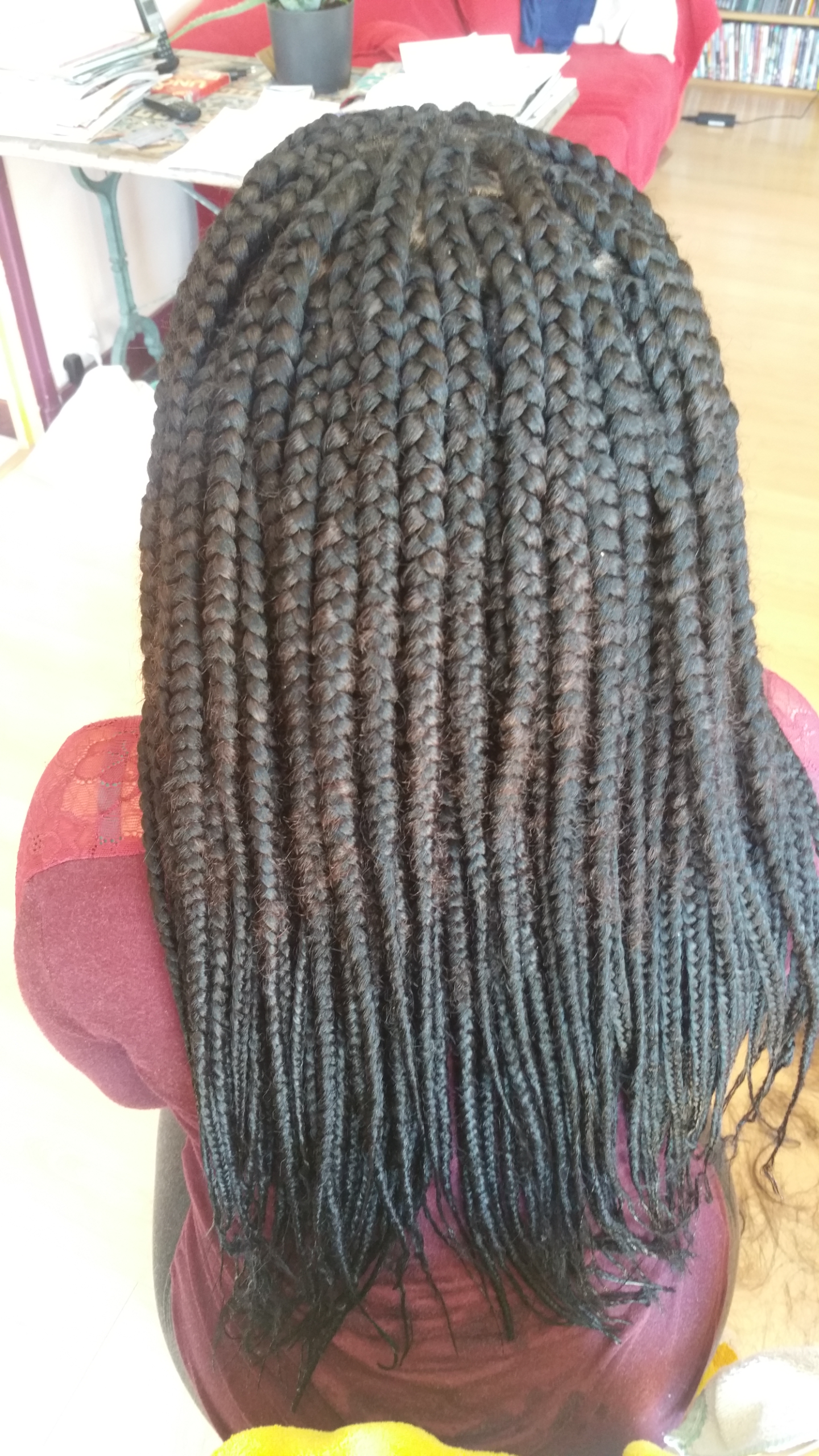 salon de coiffure afro tresse tresses box braids crochet braids vanilles tissages paris 75 77 78 91 92 93 94 95 WQIXMOVQ