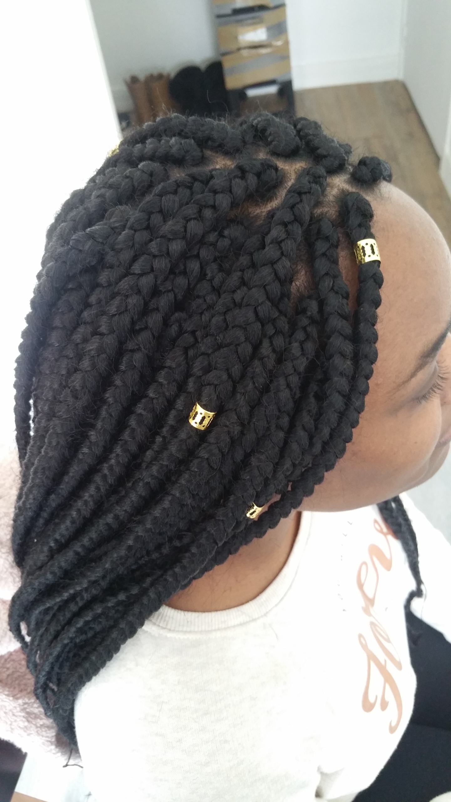 salon de coiffure afro tresse tresses box braids crochet braids vanilles tissages paris 75 77 78 91 92 93 94 95 QHWJGOUV