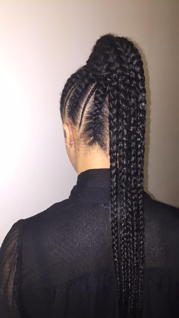 salon de coiffure afro tresse tresses box braids crochet braids vanilles tissages paris 75 77 78 91 92 93 94 95 XPOZGNVL