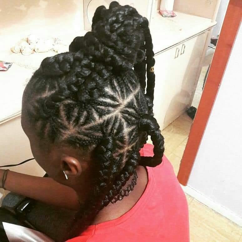 salon de coiffure afro tresse tresses box braids crochet braids vanilles tissages paris 75 77 78 91 92 93 94 95 AFOLJNWE