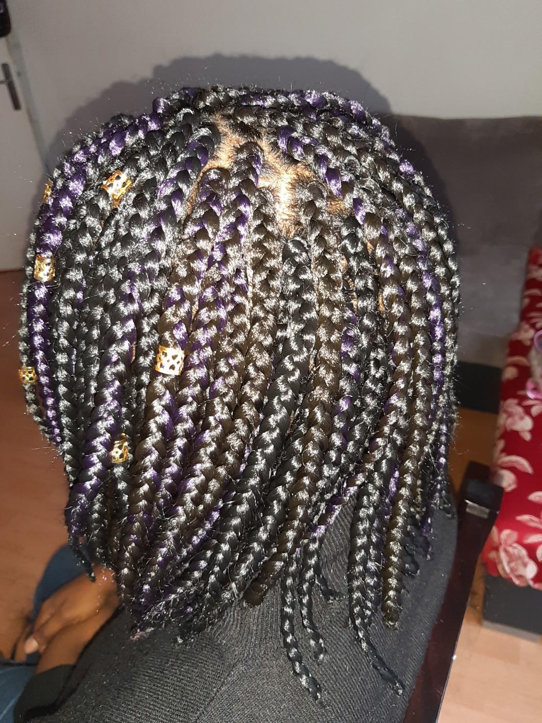 salon de coiffure afro tresse tresses box braids crochet braids vanilles tissages paris 75 77 78 91 92 93 94 95 YEDUHDQM