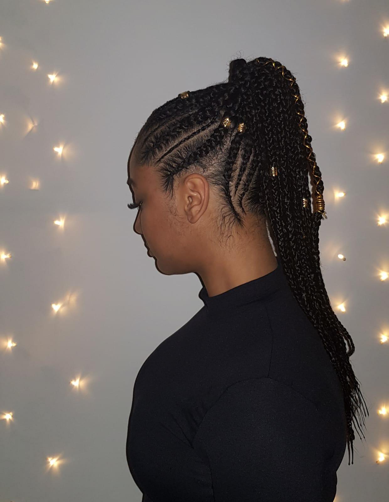 salon de coiffure afro tresse tresses box braids crochet braids vanilles tissages paris 75 77 78 91 92 93 94 95 XODWZEEY