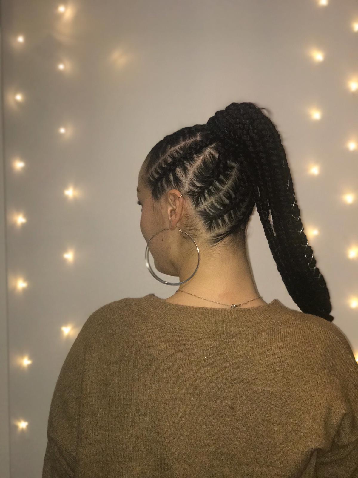 salon de coiffure afro tresse tresses box braids crochet braids vanilles tissages paris 75 77 78 91 92 93 94 95 ZBOMFOKG