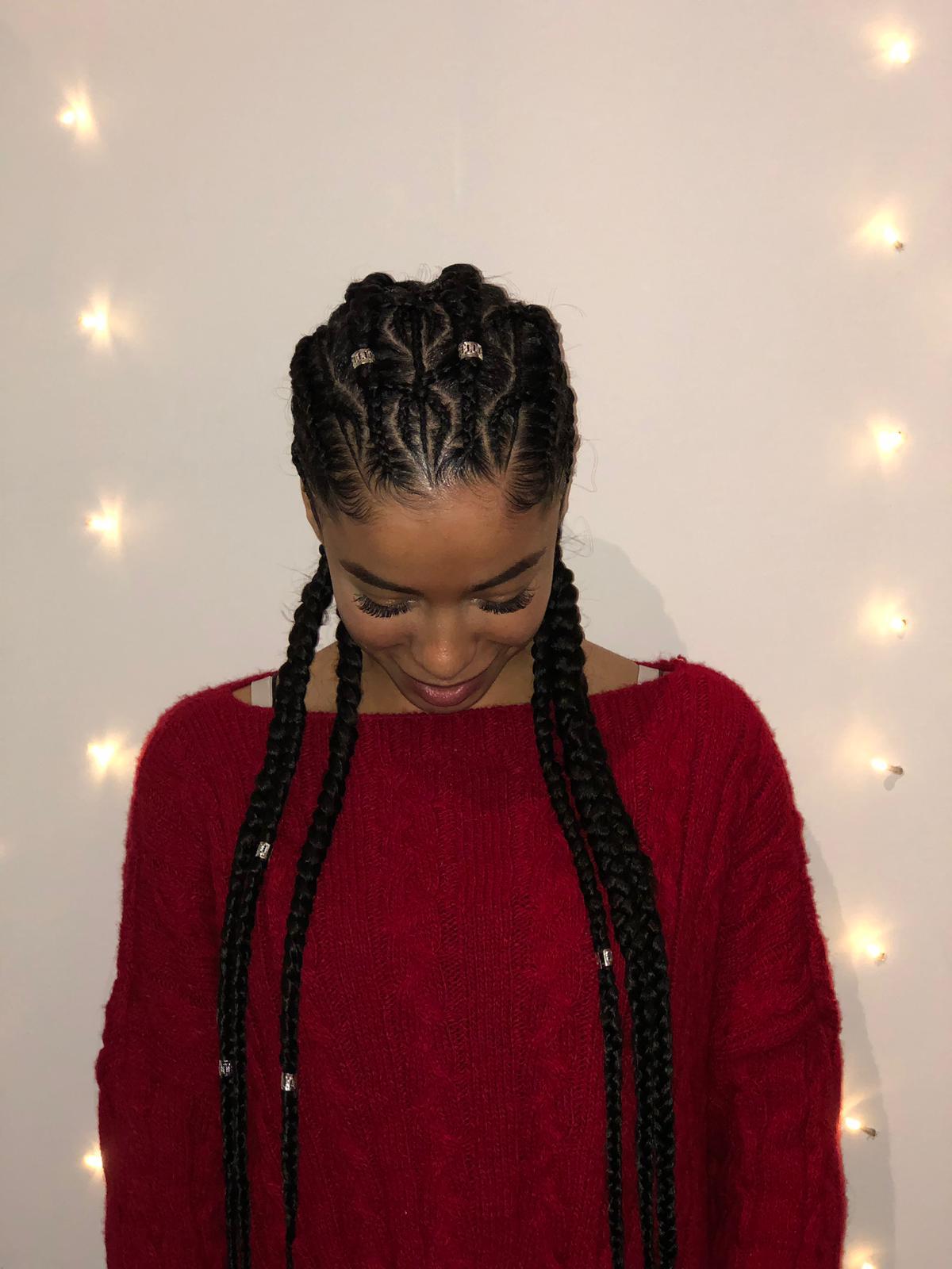 salon de coiffure afro tresse tresses box braids crochet braids vanilles tissages paris 75 77 78 91 92 93 94 95 ANALEYVF