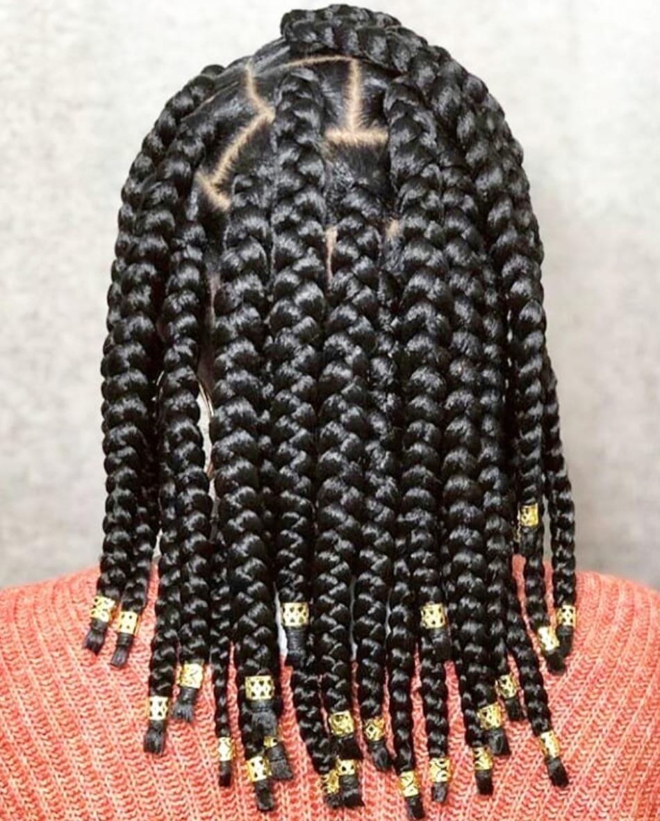 salon de coiffure afro tresse tresses box braids crochet braids vanilles tissages paris 75 77 78 91 92 93 94 95 GOJNEHAI