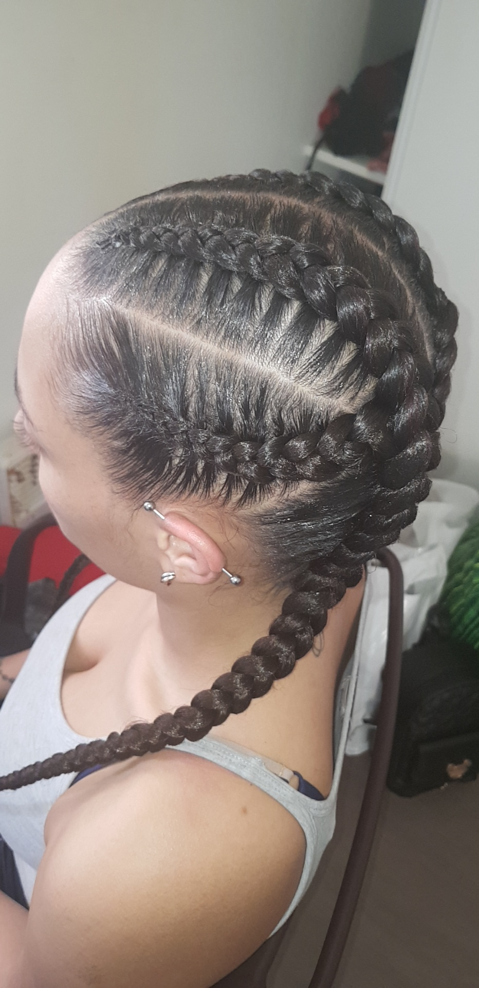 salon de coiffure afro tresse tresses box braids crochet braids vanilles tissages paris 75 77 78 91 92 93 94 95 OMKGBZCK