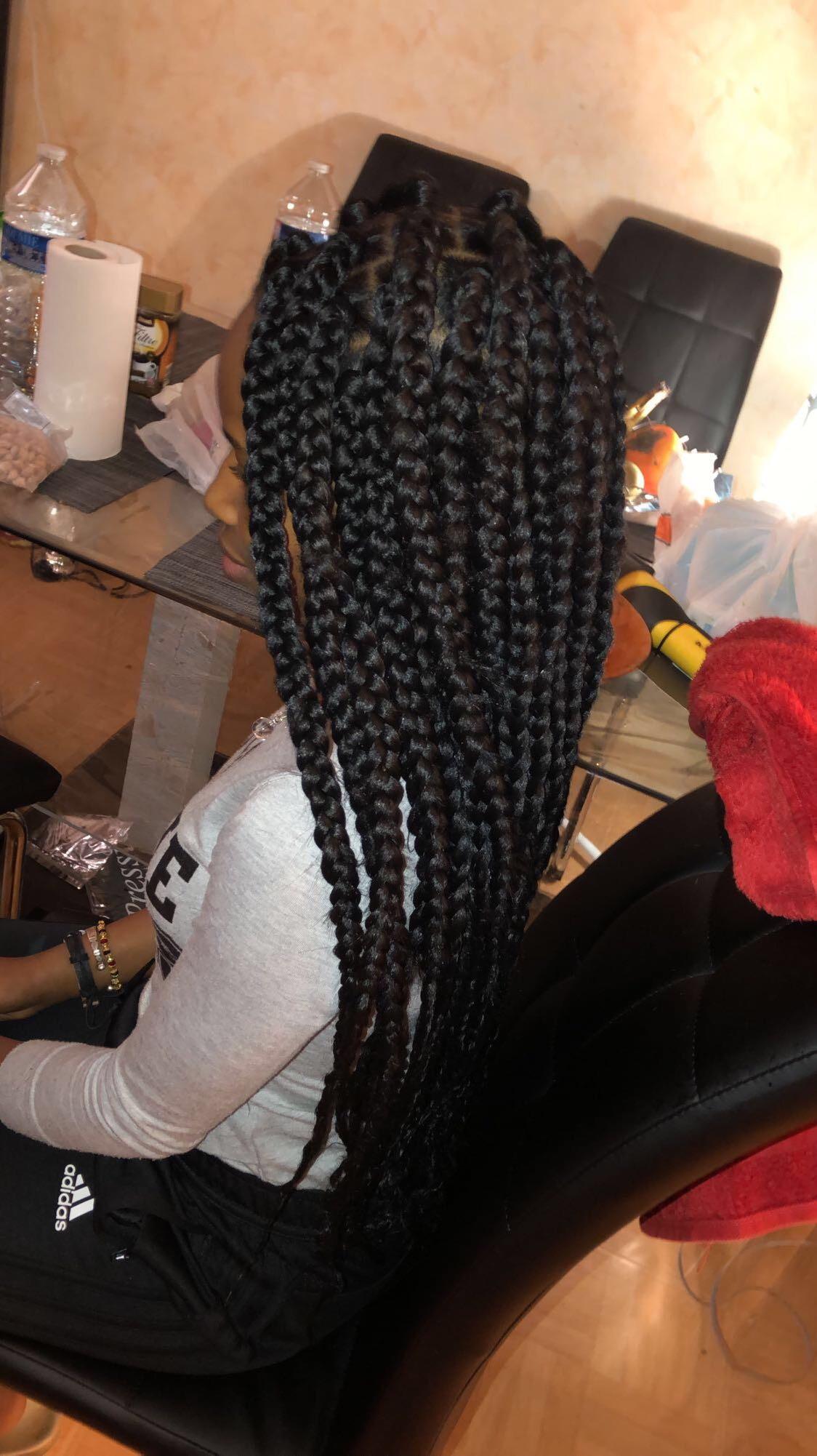 salon de coiffure afro tresse tresses box braids crochet braids vanilles tissages paris 75 77 78 91 92 93 94 95 SVPYSMFS