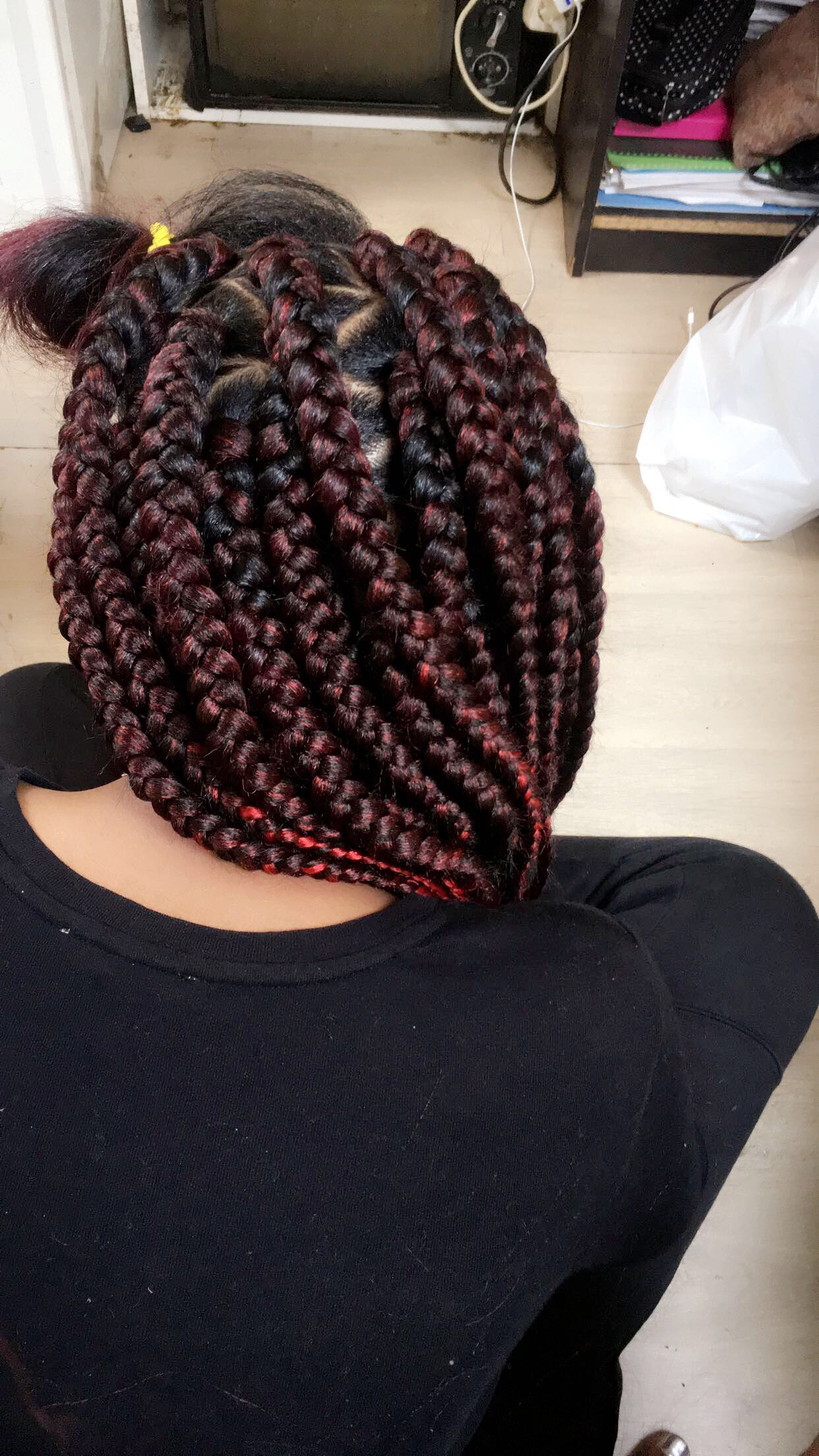 salon de coiffure afro tresse tresses box braids crochet braids vanilles tissages paris 75 77 78 91 92 93 94 95 FVIDCUMU