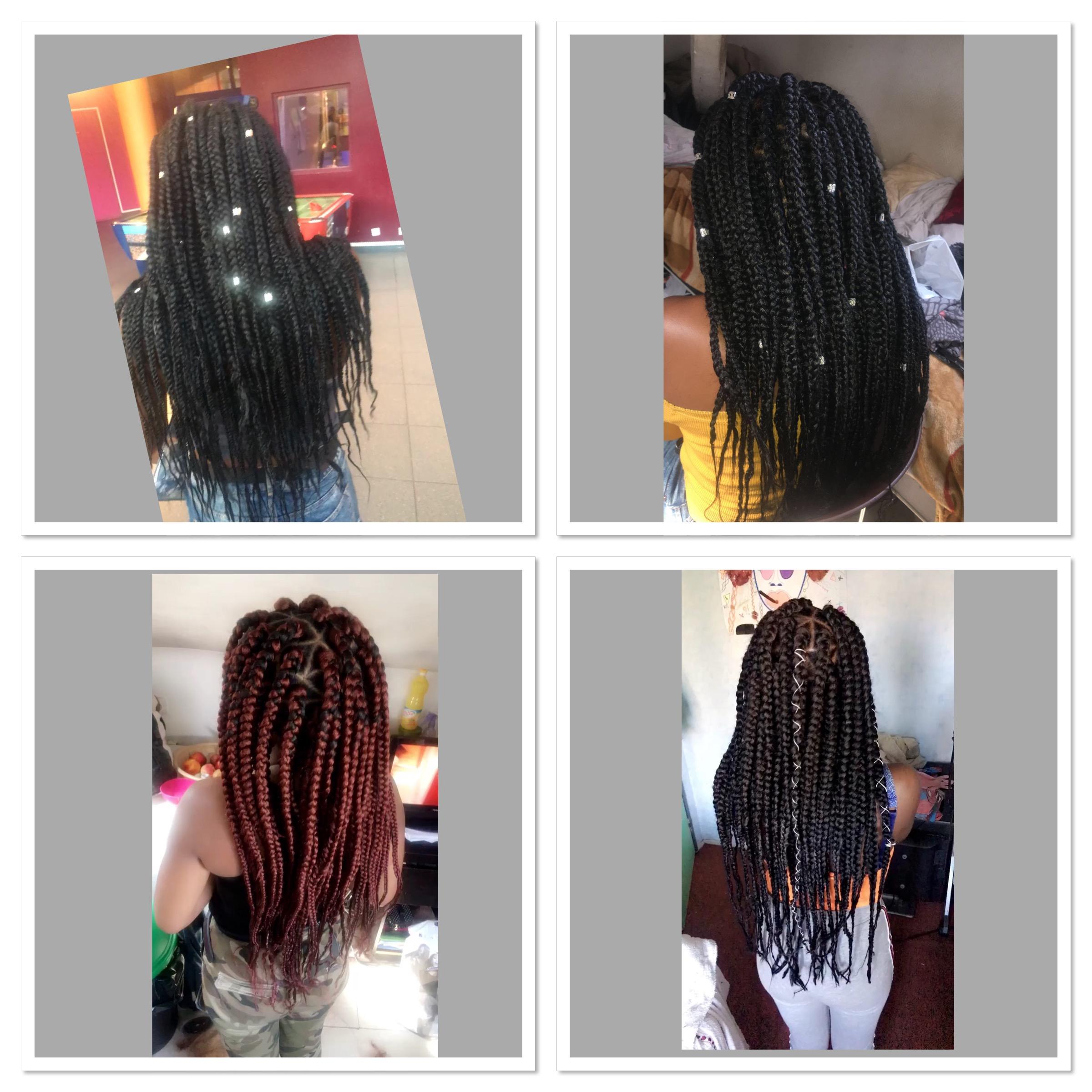 salon de coiffure afro tresse tresses box braids crochet braids vanilles tissages paris 75 77 78 91 92 93 94 95 BXUDOZHU