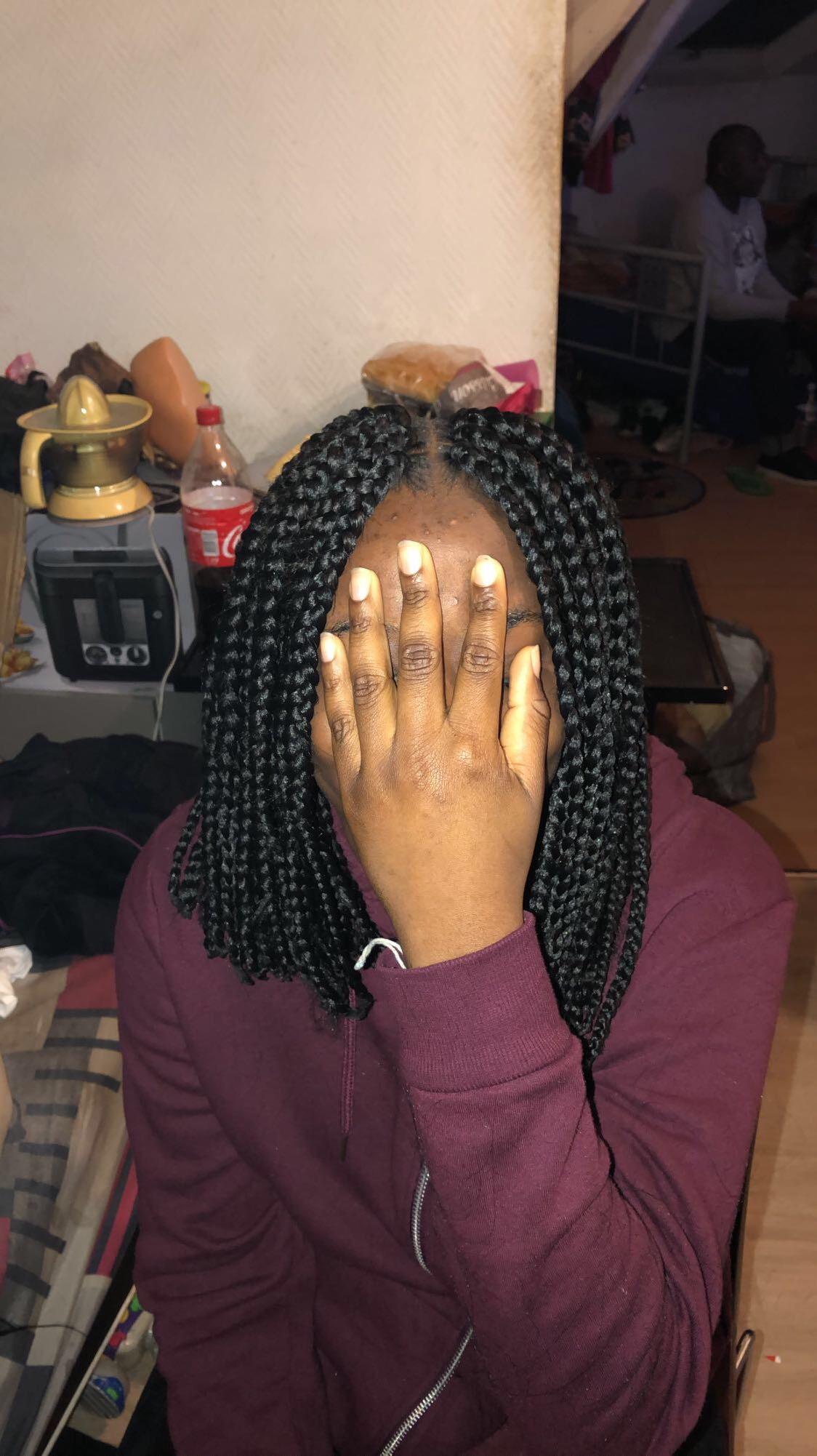 salon de coiffure afro tresse tresses box braids crochet braids vanilles tissages paris 75 77 78 91 92 93 94 95 DRUEHSBI