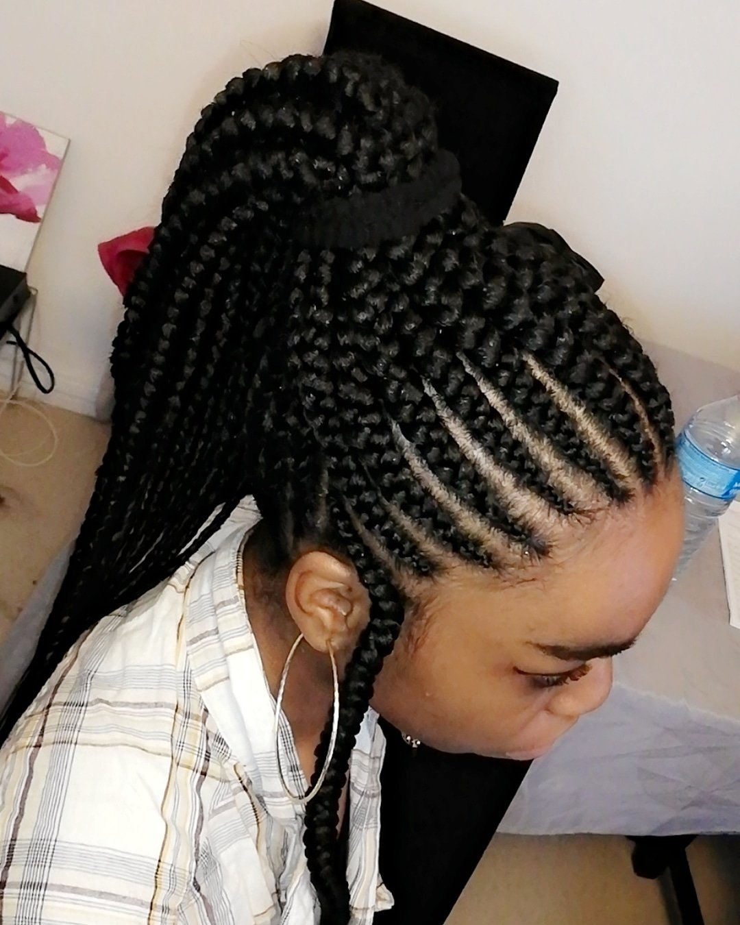 salon de coiffure afro tresse tresses box braids crochet braids vanilles tissages paris 75 77 78 91 92 93 94 95 SPGKGDVL