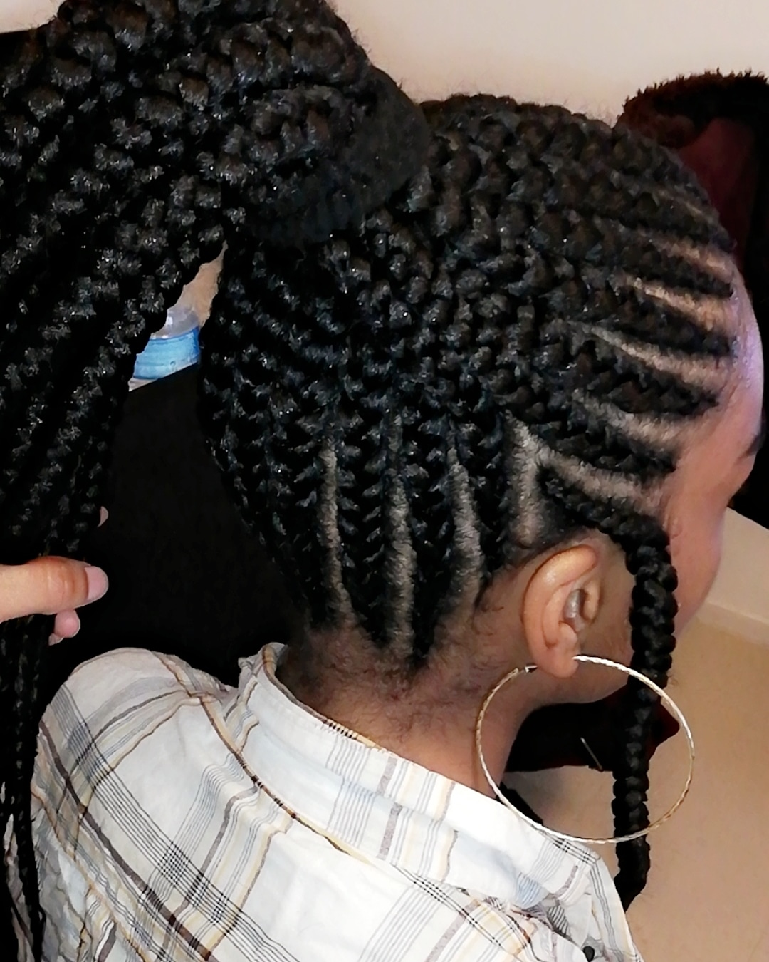 salon de coiffure afro tresse tresses box braids crochet braids vanilles tissages paris 75 77 78 91 92 93 94 95 CNFDMWGE