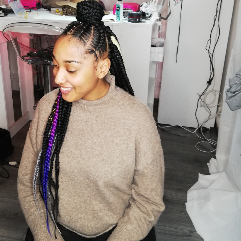 salon de coiffure afro tresse tresses box braids crochet braids vanilles tissages paris 75 77 78 91 92 93 94 95 WDFTUQKQ