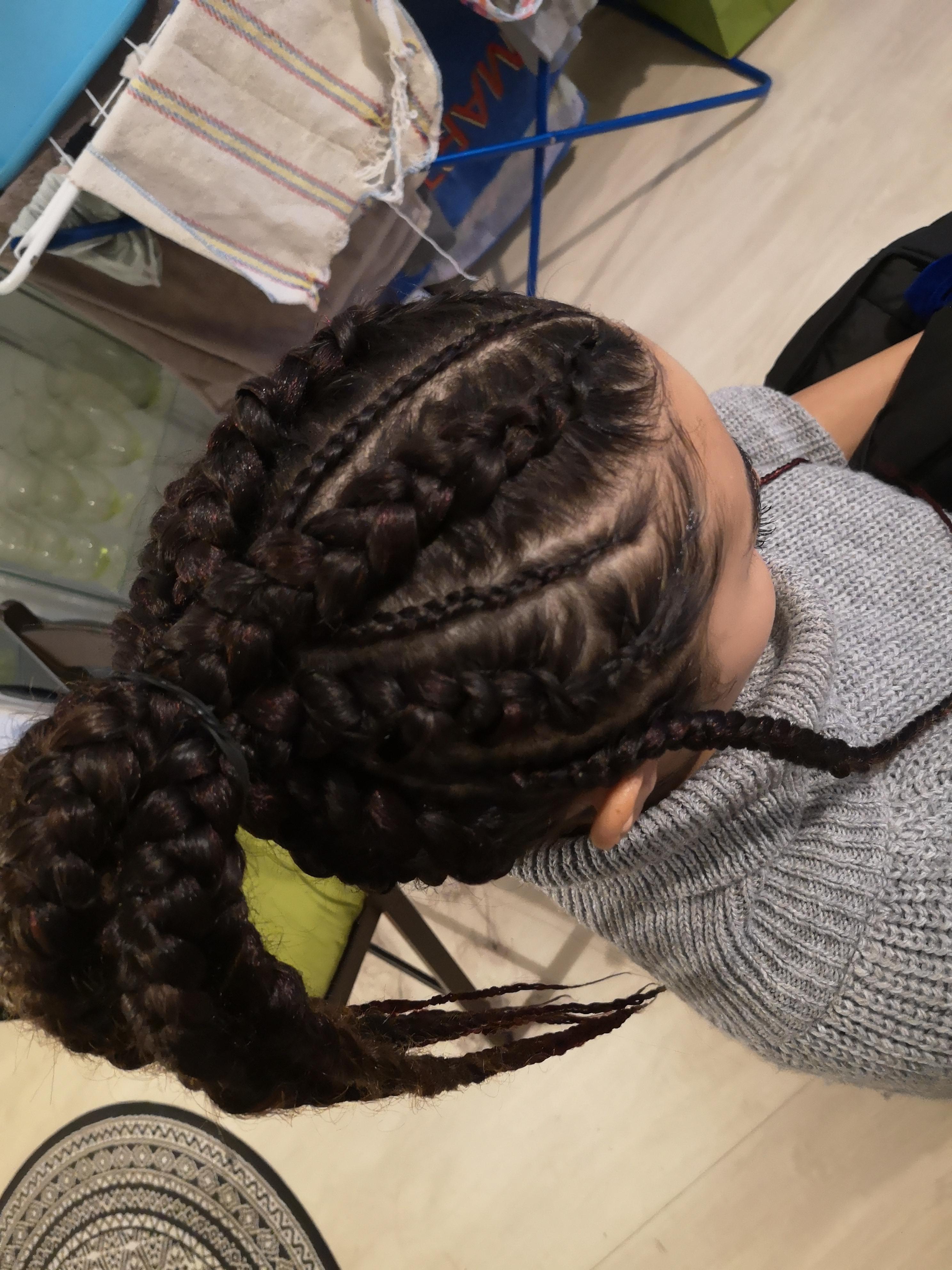 salon de coiffure afro tresse tresses box braids crochet braids vanilles tissages paris 75 77 78 91 92 93 94 95 IBRUKBGM