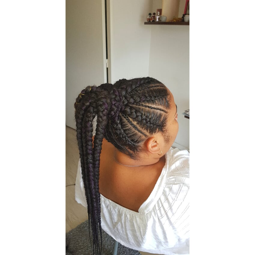 salon de coiffure afro tresse tresses box braids crochet braids vanilles tissages paris 75 77 78 91 92 93 94 95 KPBNLAES