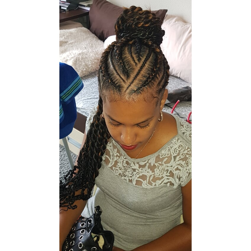 salon de coiffure afro tresse tresses box braids crochet braids vanilles tissages paris 75 77 78 91 92 93 94 95 MUWUFGCK