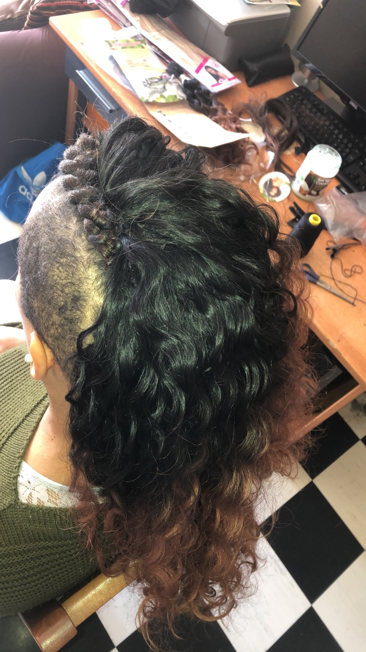 salon de coiffure afro tresse tresses box braids crochet braids vanilles tissages paris 75 77 78 91 92 93 94 95 XAGXGGJU