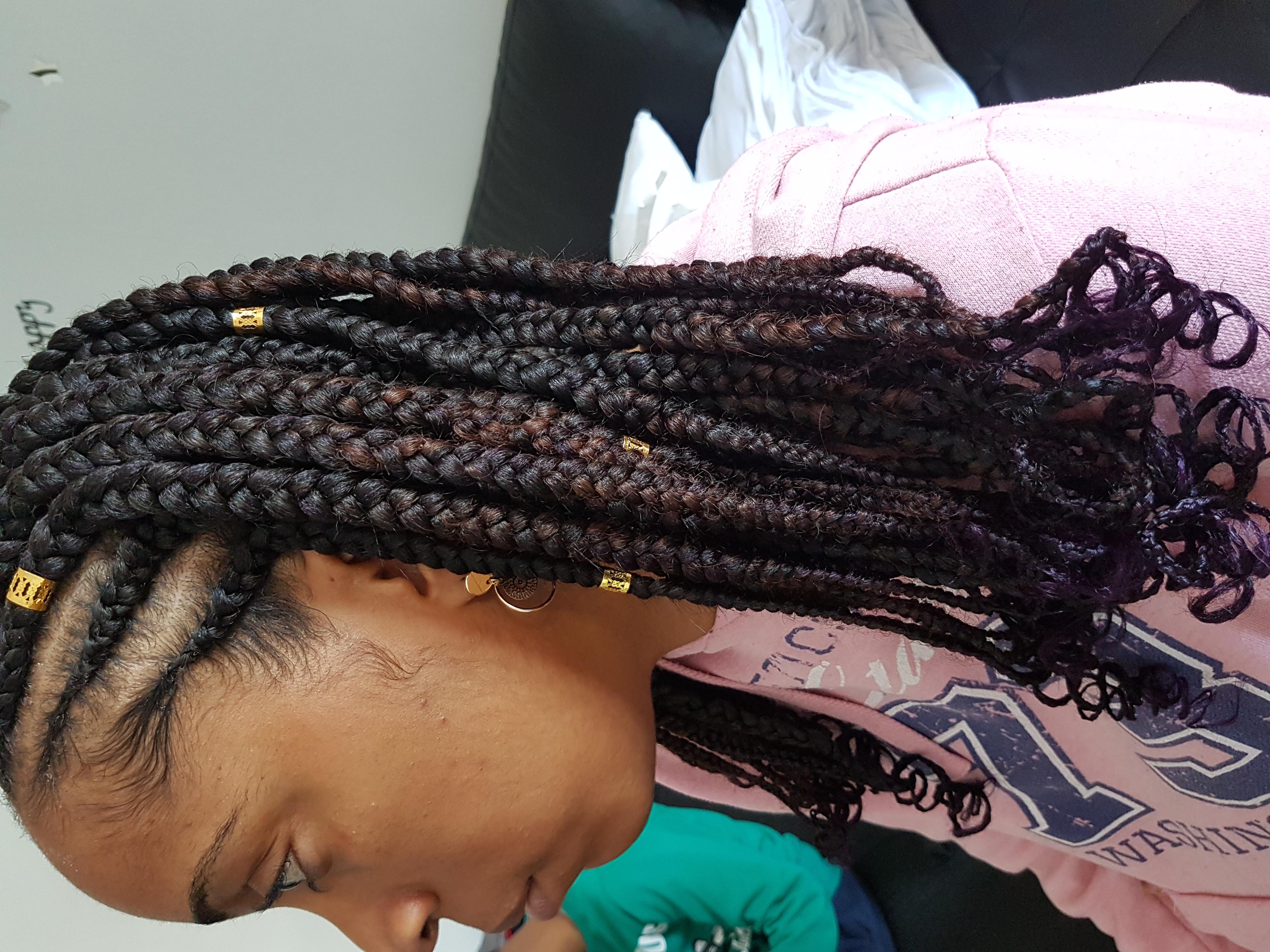 salon de coiffure afro tresse tresses box braids crochet braids vanilles tissages paris 75 77 78 91 92 93 94 95 TENVKZQM