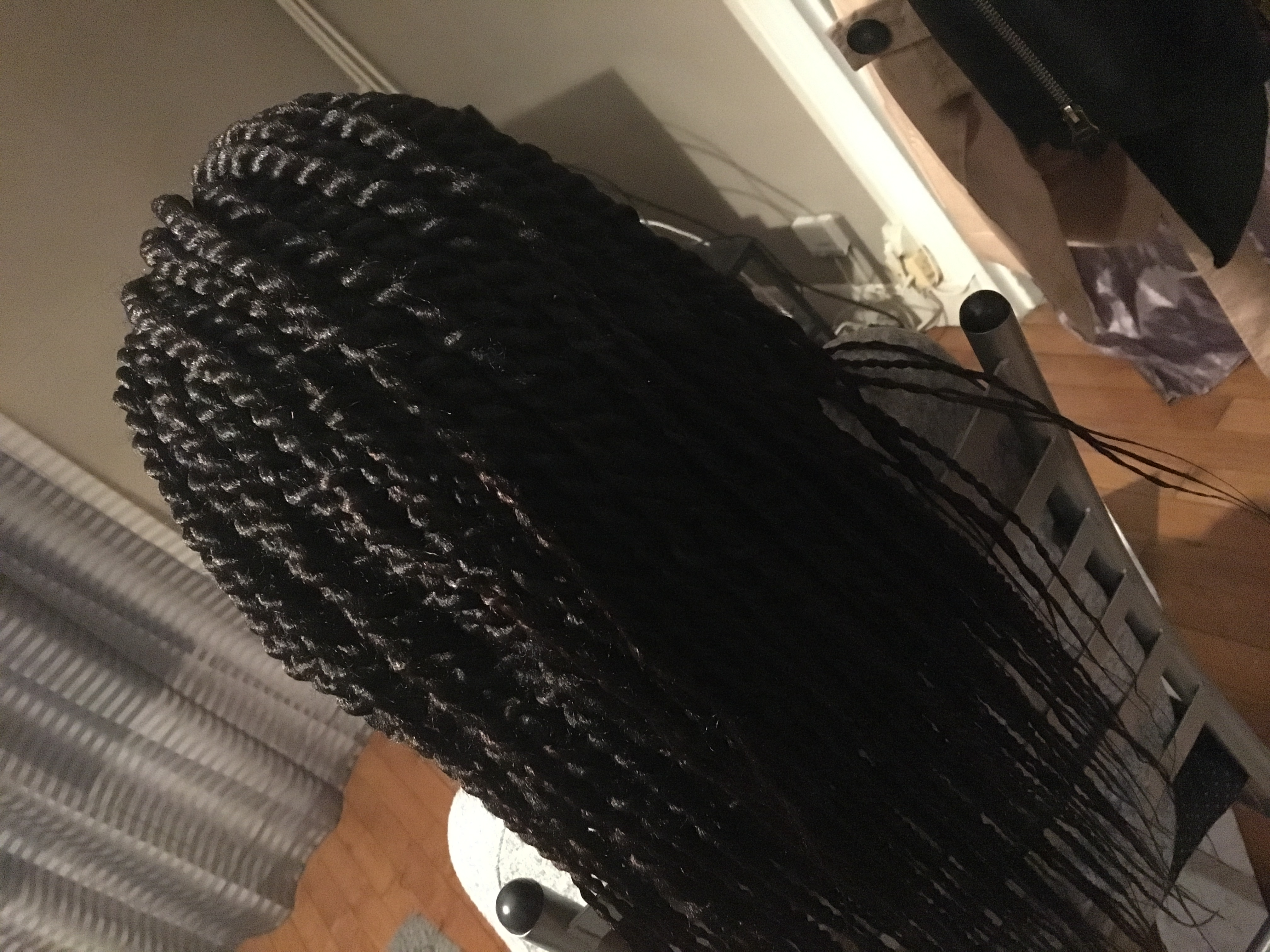 salon de coiffure afro tresse tresses box braids crochet braids vanilles tissages paris 75 77 78 91 92 93 94 95 VCHEZHTI