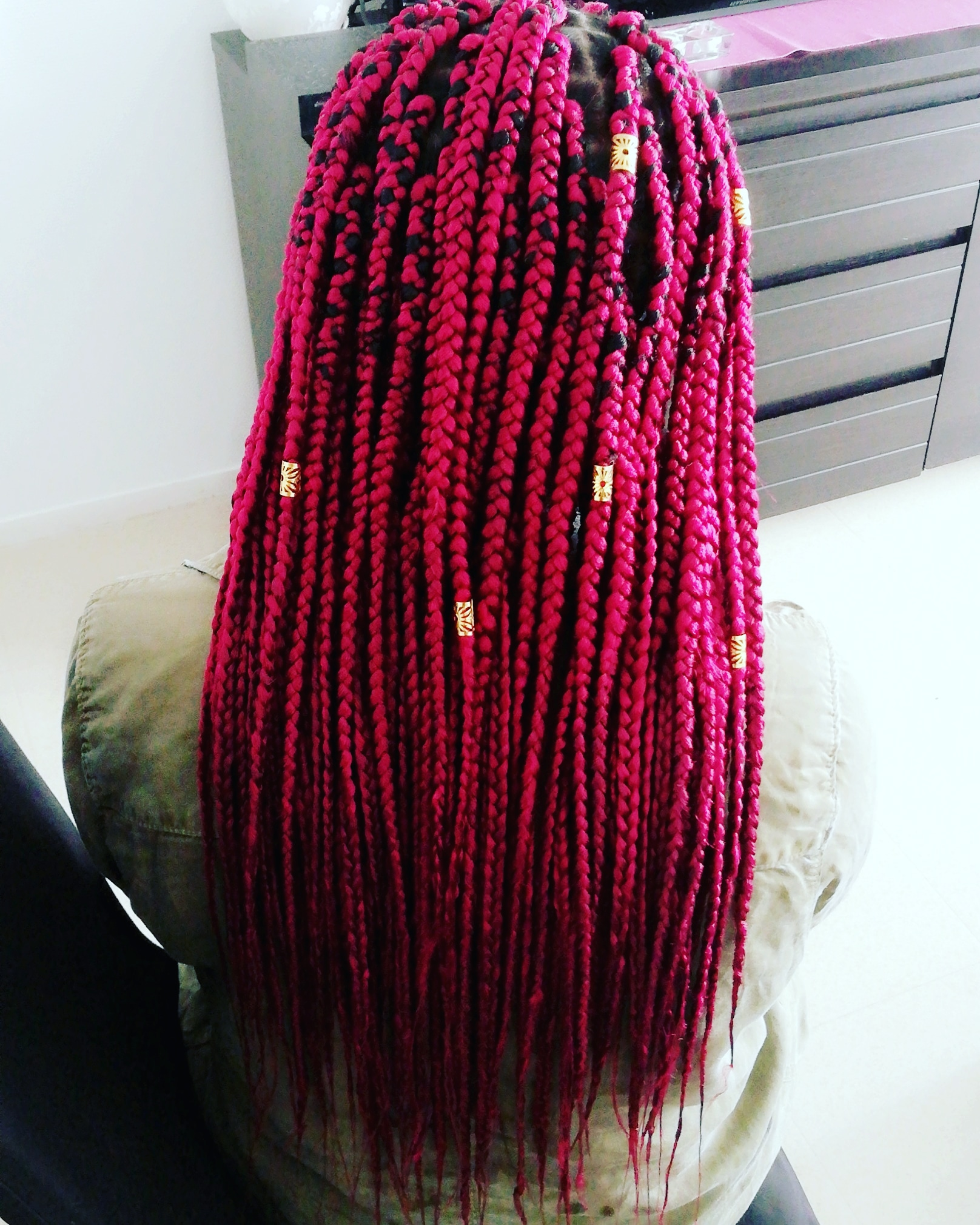 salon de coiffure afro tresse tresses box braids crochet braids vanilles tissages paris 75 77 78 91 92 93 94 95 KDRTUGIC