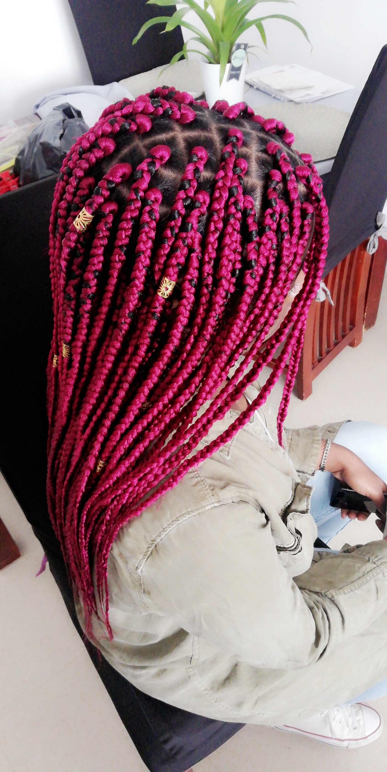 salon de coiffure afro tresse tresses box braids crochet braids vanilles tissages paris 75 77 78 91 92 93 94 95 NFMRDDRM