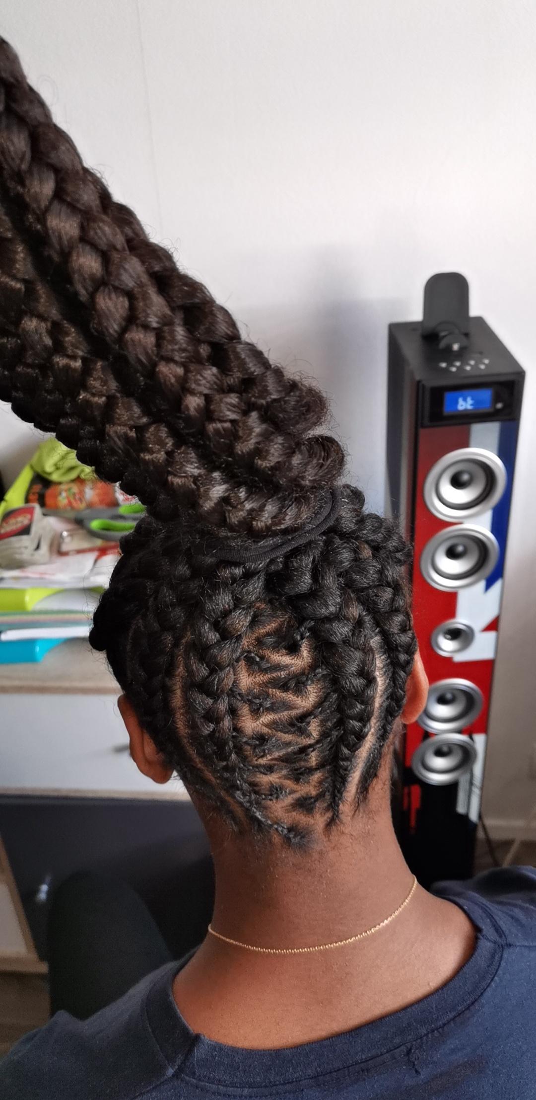 salon de coiffure afro tresse tresses box braids crochet braids vanilles tissages paris 75 77 78 91 92 93 94 95 STYQXQSO