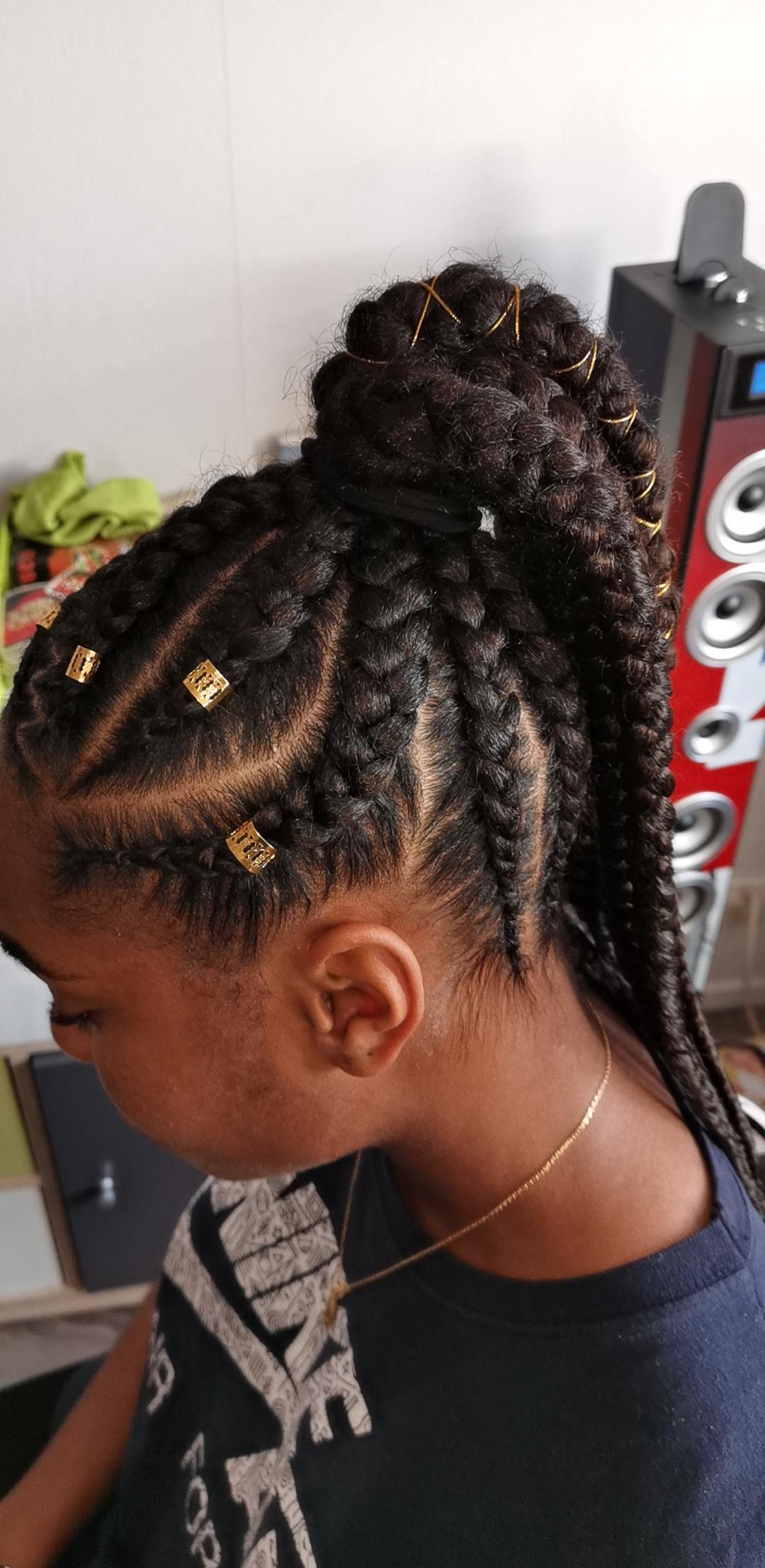 salon de coiffure afro tresse tresses box braids crochet braids vanilles tissages paris 75 77 78 91 92 93 94 95 DFEGGWBM