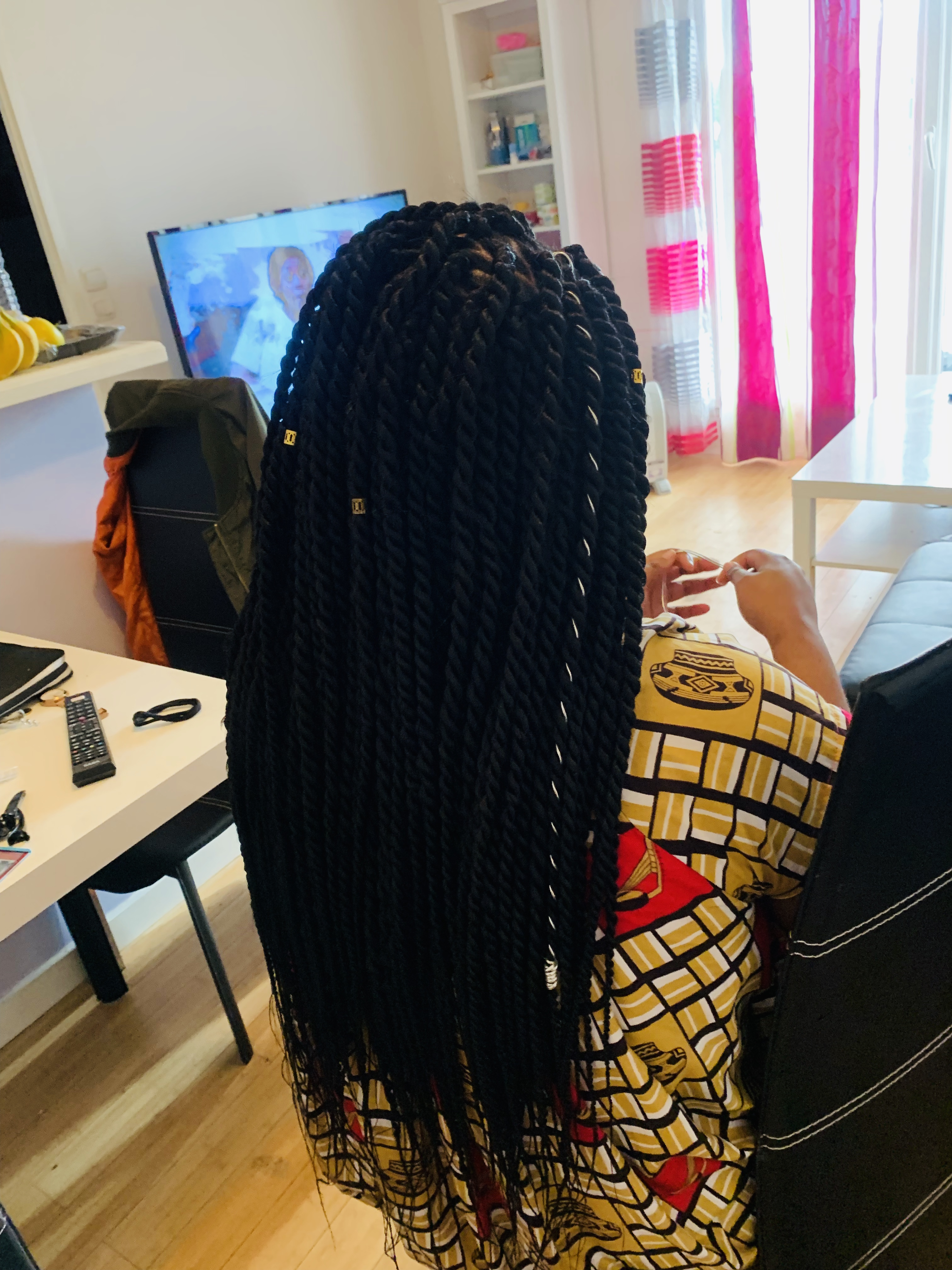 salon de coiffure afro tresse tresses box braids crochet braids vanilles tissages paris 75 77 78 91 92 93 94 95 IQFKUZSZ