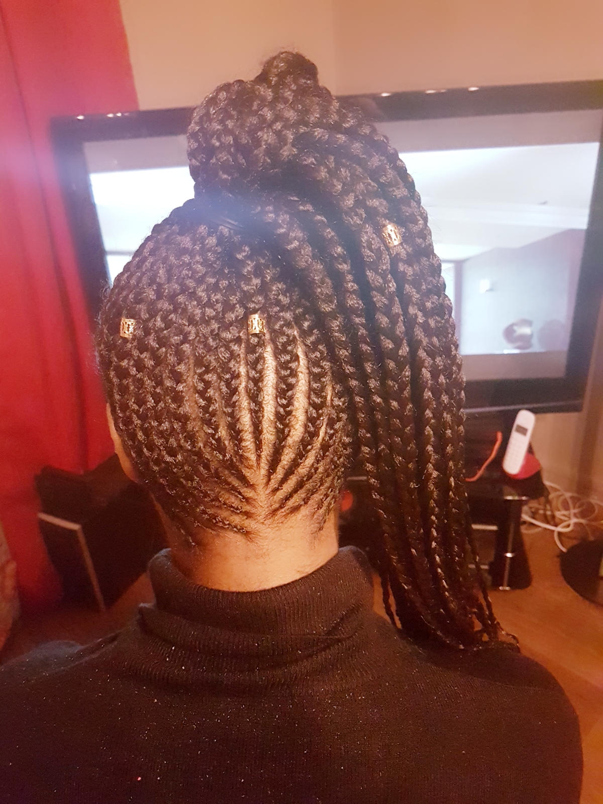 salon de coiffure afro tresse tresses box braids crochet braids vanilles tissages paris 75 77 78 91 92 93 94 95 MUXHKWIM