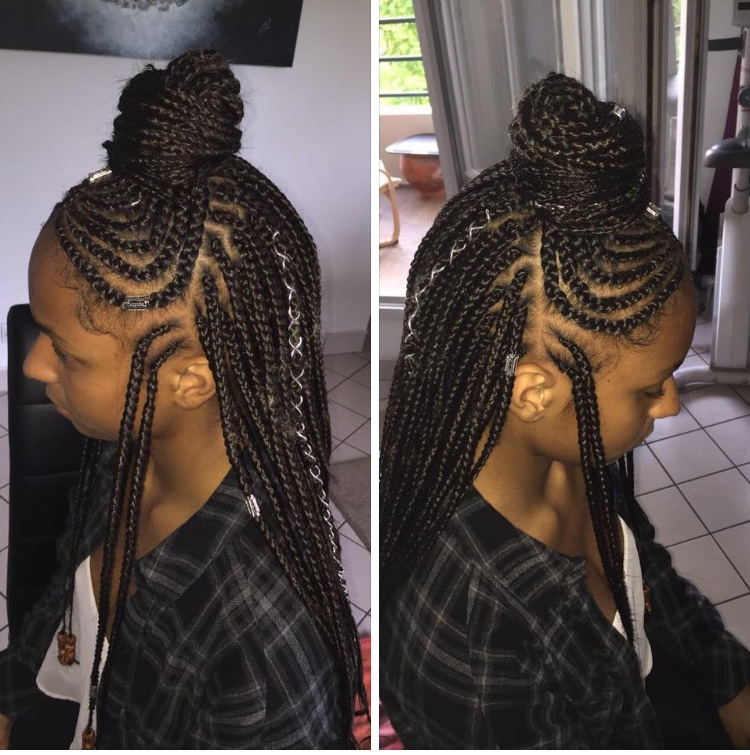 salon de coiffure afro tresse tresses box braids crochet braids vanilles tissages paris 75 77 78 91 92 93 94 95 SGZSZRNE
