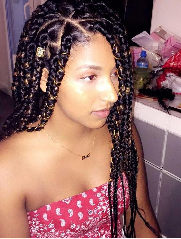 salon de coiffure afro tresse tresses box braids crochet braids vanilles tissages paris 75 77 78 91 92 93 94 95 UOOXSYFJ