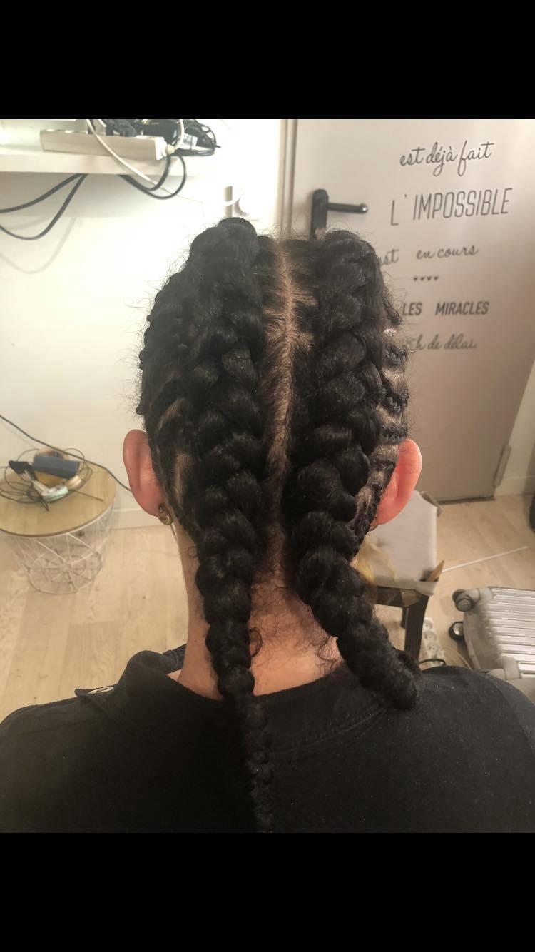 salon de coiffure afro tresse tresses box braids crochet braids vanilles tissages paris 75 77 78 91 92 93 94 95 YLMUPHWI